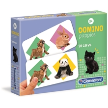 Domino Puppies
