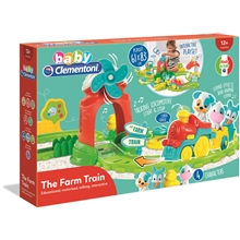Animals Farm Interactive Train
