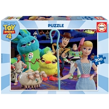Puslespill 200 Deler Toy Story 4