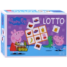 Peppa Gris Lotto