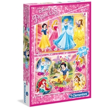 Puslespill 2 x 60 Special Collection Princess