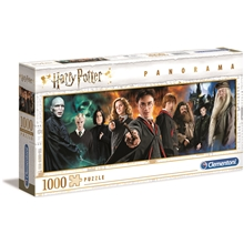 Puslespill 1000 Deler Panorama Harry Potter