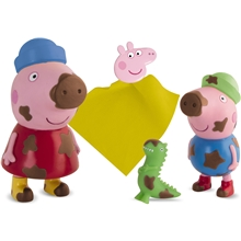 Peppa Gris & George Magic Stains Badleker