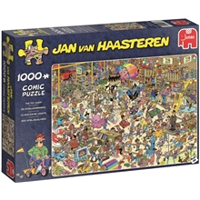 Puslespill 1000 Deler The Toy Shop