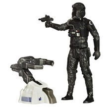 Star Wars E7 First Order Tie Fighter Pilot