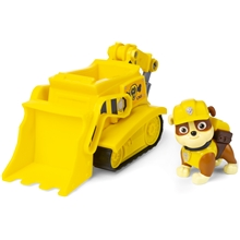 Paw Patrol Rubble og Bulldozer