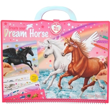 Miss Melody Create your Dream Horse Tegnebok