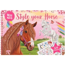 Miss Melody Style Your Horse Malebok
