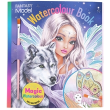 Fantasy Water Colour Bok Fairy