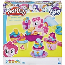Play-Doh My Little Pony Pinkie Pie Cupcake