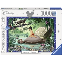 Puslespill 1000 Deler Jungle Book