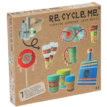 ReCycleMe - Music
