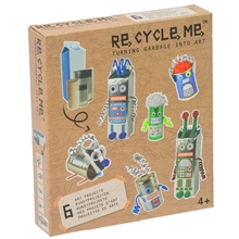 ReCycleMe - Robots World