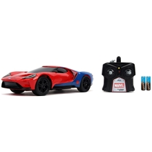 Marvel RC Spiderman 2017 Ford GT