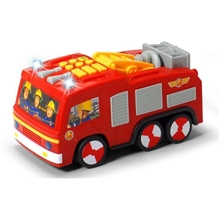 Fireman Sam Super Tech Brannbil Jupiter