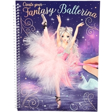 Top Model Fantasy Designbok Ballett