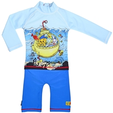 Swimpy UV-drakt Bamse Underwater