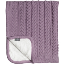 Vinter & Bloom Pledd Cuddly Soft Pink