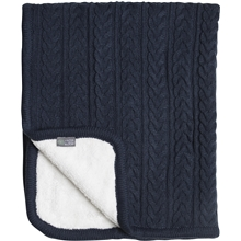 Vinter & Bloom Filt Cuddly Midnight Blue
