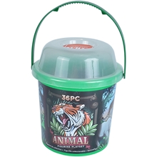 Wild Republic Adventure Buckets Dyr