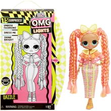 L.O.L. Surprise OMG Fashion Doll Dazzle